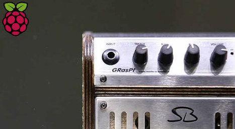 GRasPi, un ampli guitare qui tourne avec une Raspberry Pi et Guitarix !   Raspberry pi   Scoop.it