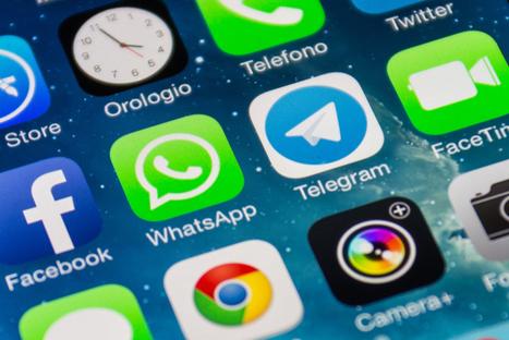 En 2015 se instalaron más de 156.000 millones de apps móviles | Estos días me ha interesado ... | Scoop.it