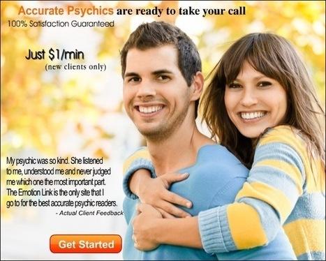 Accurate Psychic | Online Psychics | Live Psychic Readings | Psychic Readings Online by The Emotion Link | Online Psychics | Scoop.it