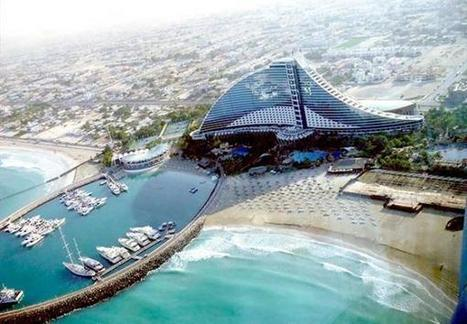 Jumeirah Beach Hotel – Dubai | Good links to share | Scoop.it