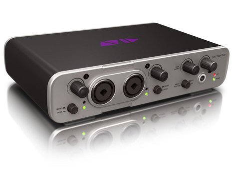 Avid Brings Fast Track Solo and Duo Interfaces to Desktop and iOS | Cody James' List on Studio and On-The-Go Recording Equipment | Scoop.it