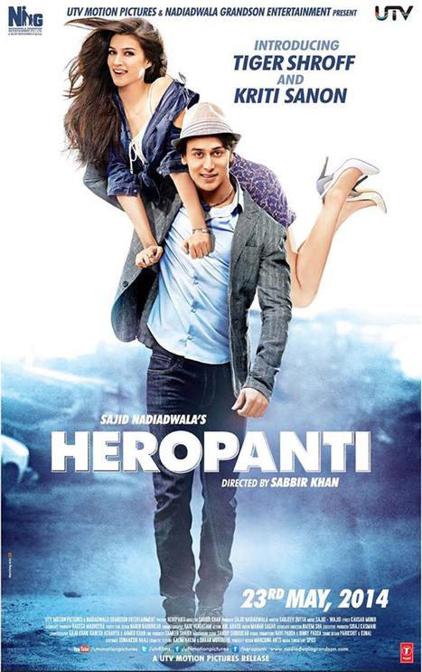 Heropanti : First Look is Out !! | Filmi Gossip | Scoop.it