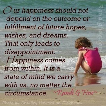 Happiness Picture Quote | Happiness | Scoop.it