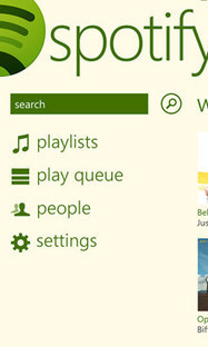 Spotify Windows Phone 8 beta app launches - Neowin | Digital-News on Scoop.it today | Scoop.it