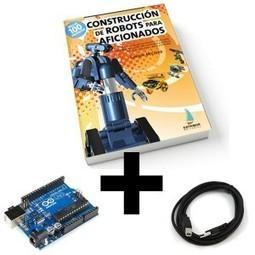 Construcción de robots para aficionados + Arduino y Extras - BricoGeek.com   Empezando con Arduino   Scoop.it