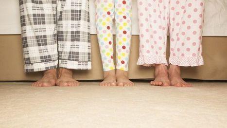 When is it OK to wear pyjamas? - BBC News | Virtual Exchange Warwick-Clermont Ferrand | Scoop.it