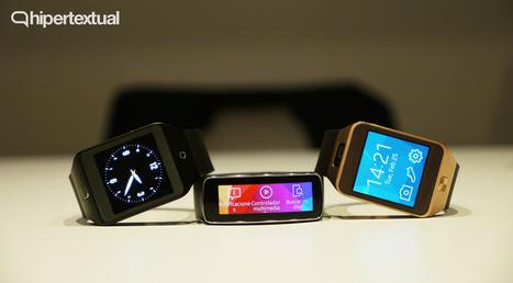 Samsung Gear Live con Android Wear será presentado mañana en Google I/O   Actualidad   Scoop.it