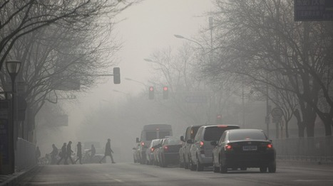 More Chinese cities may limit private auto purchases to fight air pollution ... - Minneapolis Tribune | Climate & Clean Air Watch | Scoop.it