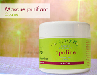 Découverte du masque Opaline de Douces Angevines | Tests cosmétiques | Scoop.it