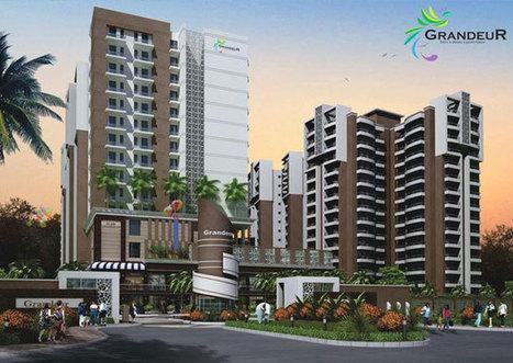 VP Spaces Grandeur Residential Project bhiwadi | Cosmos Green | Scoop.it