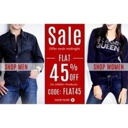Flat 45% off on Apparels, Footwear, Home Furnishing, Jewellery & more at Yebhi.com | SaveMoneyIndia | Best Online Deal Website India. | Scoop.it