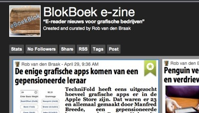 Post titel test | BlockBook e-ZIne | Scoop.it