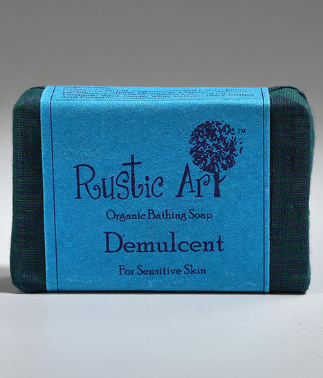 Rustic Art Organic Soap Demulcent – Natural demulcent bath soap | Health Care | Scoop.it