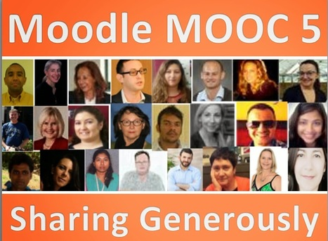 Moodle MOOC 5: Teaching with Technology and Moodle Training Courses | eduMOOC 4 ALL | Scoop.it