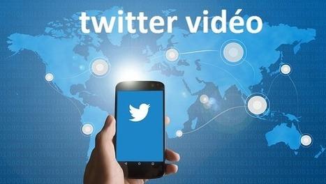 Comment enregistrer une vidéo pour un Tweet via Android et iPhone - Arobasenet.com | Twitter pour les petites et moyennes entreprises (PME-TPE) | Scoop.it