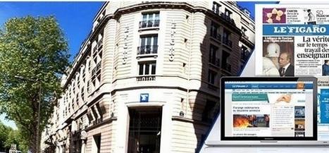 Le Figaro envisage la création d'une chaîne d'info d'abord sur le net | DocPresseESJ | Scoop.it