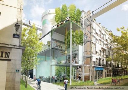 PARIS REGION LAB : Amélioration du métabolisme urbain - Médiaterre | Communiqu'Ethique sur les initiatives locales pour changer (un peu) le monde | Scoop.it