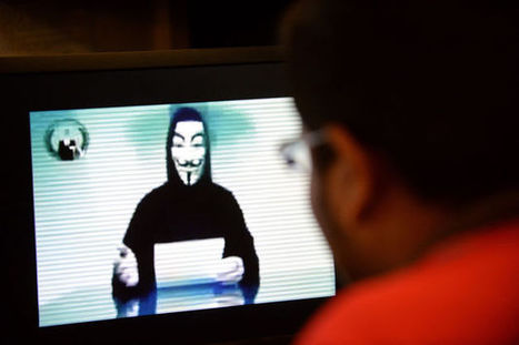 She's No Hacker, But Anonymous Trusts Her. Here's What She Knows. - Bloomberg | Peer2Politics | Scoop.it