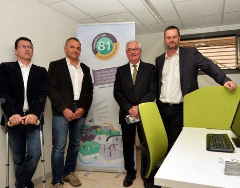 Cowork'in Tarn : la révolution du télétravail est en marche | Entreprises tarnaises et nouvelles du Tarn | Scoop.it