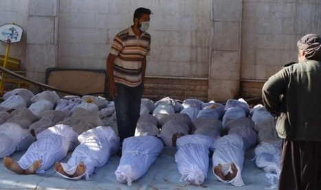 Syria: Has Diplomacy Failed & Is Cameron Set To Repeat Blair's ...   HSC World Order   Scoop.it
