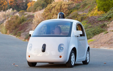 Google presents their actual autonomous car test prototype | Welcoming our robot overlords | Scoop.it