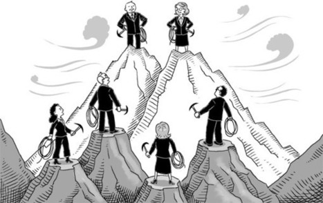 Making It to the Top: Nine Attributes That Differentiate CEOs | Russell Reynolds Associates | Areospace management | Scoop.it