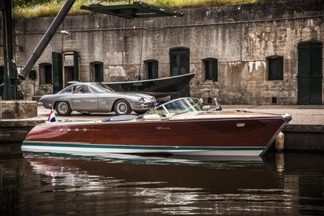 Riva Aquarama Lamborghini Boat Restored - Motorward | Craft Boats - Handcrafted wooden boats | Scoop.it
