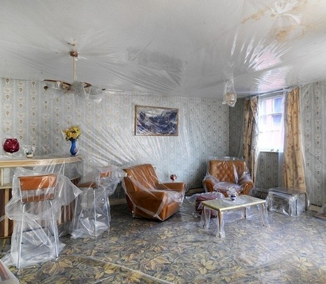 A Shrink-Wrapped House | The Nomad | Scoop.it
