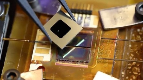 Breakthrough tech could double the amount of energy generated by solar cells | Solar Energy projects & Energy Efficiency | Scoop.it