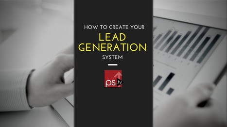 Blog Lead Generation System | CustDev: Customer Development, Startups, Metrics, Business Models | Scoop.it