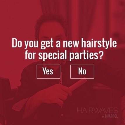Do you get a new hairstyle for special parties? | Latest And Trendiest Hairstyling Techniques | Scoop.it