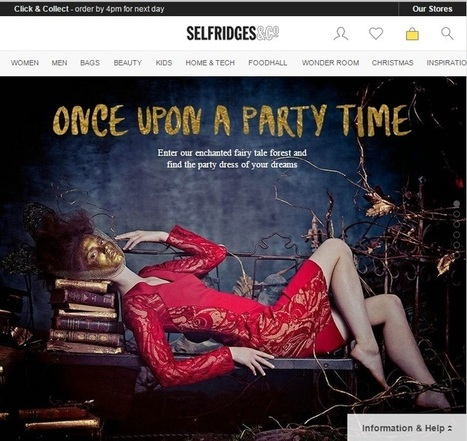 Responsive Web Design Examples for Ecommerce Inspiration -... | Digital Marketing | Scoop.it