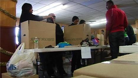 Clothing, food drive set for Monday morning | clothing | Scoop.it
