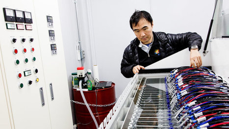 Liquid-Cooled Supercomputers, to Trim the Power Bill - New York Times | Alternative Energy Resourses Green,Energy Deregulation,Enviromental and Coinservation Issues Dealing With extration and transportation of Energy Resources,Saving Money on your gas and electric bills both in the residential and small business market place, | Scoop.it
