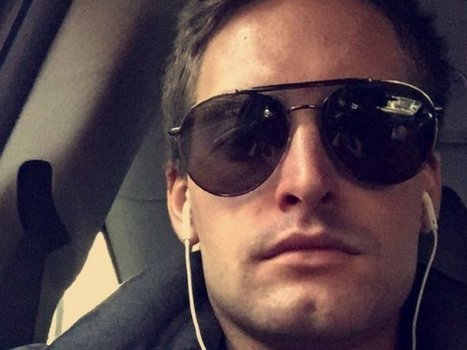 Snapchat is using a cunning recruitment method inside its own app to poach Uber employees   Inspiring - Amusing   Scoop.it
