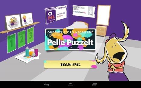 Pelle Puzzelt: een nieuwe woordspel-app, ontwikkeld voor en door dyslectische kinderen » Door: Claartje Visser - | passend onderwijs | Scoop.it