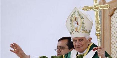 La pape va démissioner le 28 février | pressactu | Scoop.it