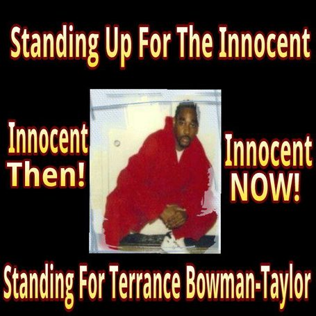 Terrance Bowman-Taylor | Standing up for the innocent | Scoop.it