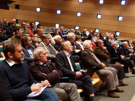 Une charte forestière de territoire | Epinal infos | La SELECTION - Revue de presse du CAUE des Vosges | Scoop.it