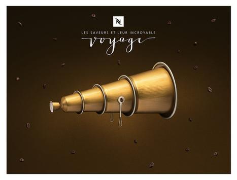 Voyage en capsule pour Nespresso | ALAN 9 Communication | Scoop.it