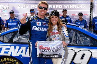 NASCAR Michigan 2013 qualifying results: Carl Edwards earns ... | NASCAR News | Scoop.it