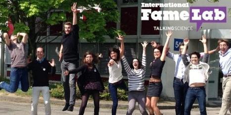 VIDEO. La finale du FameLab, où s'affrontait la crème des jeunes scientifiques | FameLab France | Scoop.it