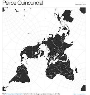 Nouvelles fonctionnalités (carto)graphiques offertes sur le web | Nuevas Geografías | Scoop.it