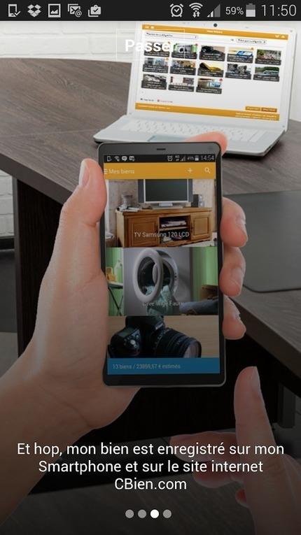 CBien l'inventaire avec Android | Application Android | Sécurité : inventaire, protection, assurance | Scoop.it