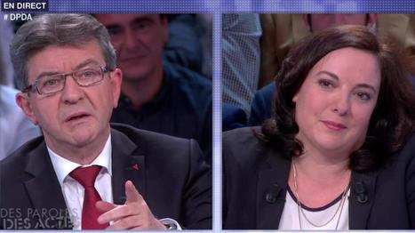 Mélenchon face à Cosse : la passe d'armes à gauche sur le plateau de France 2 | Actualités écologie | Scoop.it