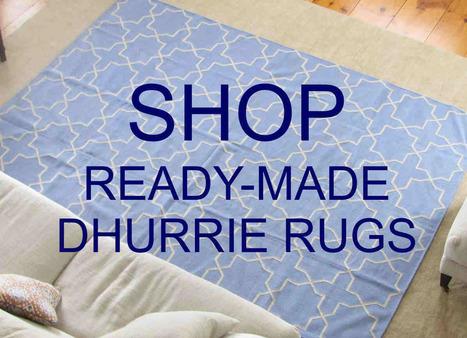 Dhurrie Rugs by INDIAN DHURRIE RUGS   Custom Dhurrie Rugs   Scoop.it