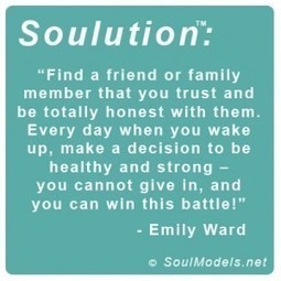 """Emily Ward Applied this """"Soulution"""" to Overcoming her Eating Disorder 