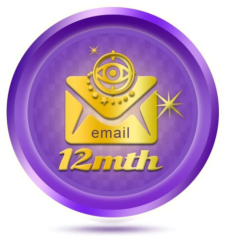12 Month Psychic Forecast By Email   Psychic Reading   Scoop.it
