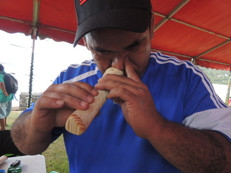 Artisan du bout du monde : Les flûtes nasales en os de Rito | Tahiti Infos | Kiosque du monde : Océanie | Scoop.it