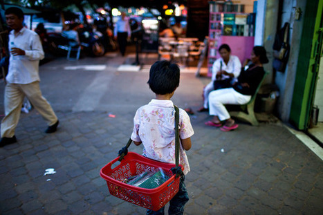 Street children at risk | National news | The Phnom Penh Post | Food Security and Nutrition in Asia | Scoop.it